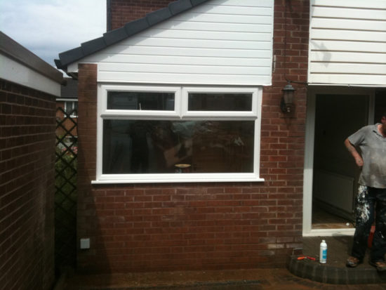 Garage Conversion in Stockport